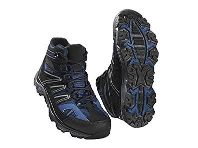 Herren Größe 43 Trekkingschuhe 44 42 Wählbar Schwarz 45 Blau b7fYgy6v