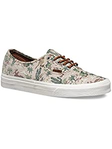 Vans - Unisex-Adult Authentic Shoes, Size: 9.5 D(M) US Mens / 11 B(M) US Womens, Color: (Desert Cowboy) Hummus