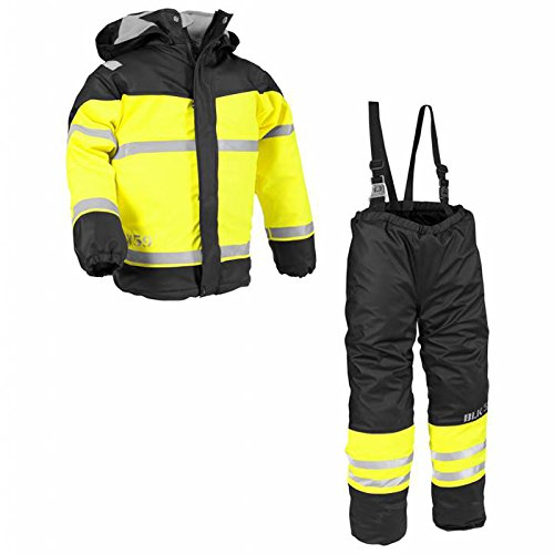 Blaklader 486020039933C152 Rain Set Children, Size 12T, B...