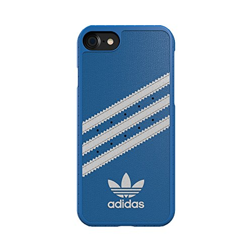 Price comparison product image adidas Cell Phone Case for Apple iPhone 7 - Blue/White