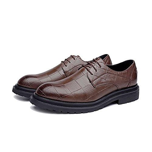 Up Texture Richelieus EU 2018 Chaussures Oxfords Up Color 42 Noir w4BxYCqpC