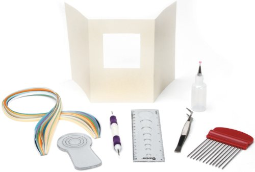 Darice® Beginner Quilling (Darice Crafters Tool Box)