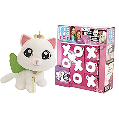 Blip Toys Tic Tac Toy XOXO Hugs - White: Toys & Games