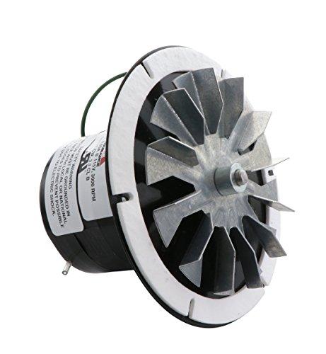 Blower Fan Motor Replacement : Rotom pellet stove blower motor replacement hb rbm