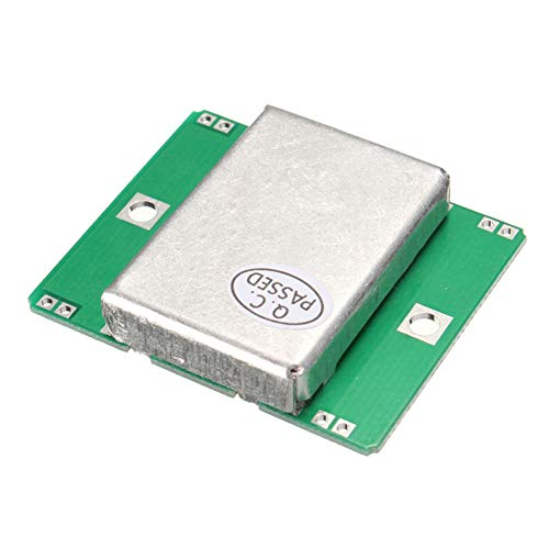 Majome Detector de Radar Doppler de Sensor de Movimiento de microondas 10.525 GHz para Arduino: Amazon.es: Hogar