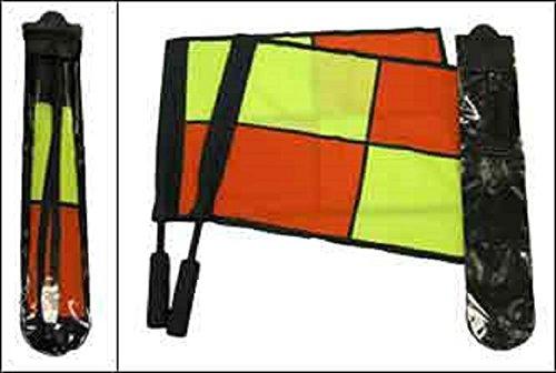 (AZ FLAG Football Linesman Flag KIT - Soccer Linesman)