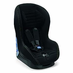 Chicco 06079241950000 Xpace Isofix - Silla de bebé para coche (grupo 1, niños: 9-18 kg), color negro