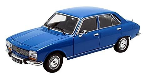 Welly - 18001bl - Peugeot - 504 - 1975 - Escala 1/18: Amazon.es: Juguetes y juegos