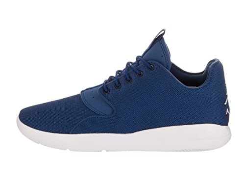 Mens Eclisse Air Jordan Allenata 724010 Da Tennis Pattini (uk 9 Ci 10 Eu 44, Insegne Blu Lupo Grigio Bianco 405)