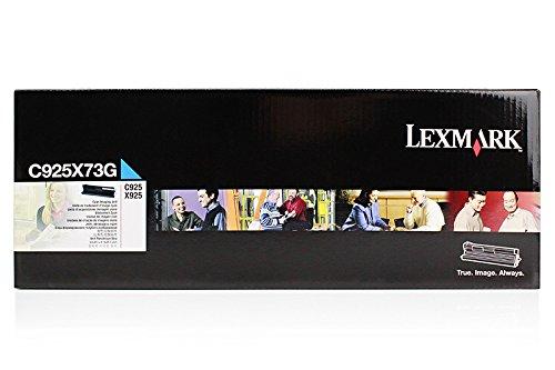 Lexmark X 925 DE -Original Lexmark C925X73G - Cyan Drum Unit -30000 pages