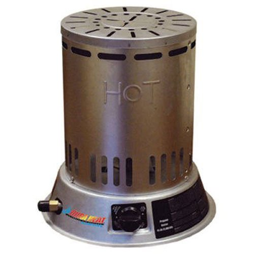 Convection Gas Heater - Dura Heat LPC25 15-25,000 BTU Propane (LP) Convection Heater