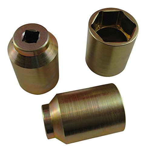 AccurateDiesel 6.0L / 7.3L Powerstroke ICP / Oil Pressure Sensor Socket (Life-saver on 03 6.0L) (Pressure Oil Sensor Ford)
