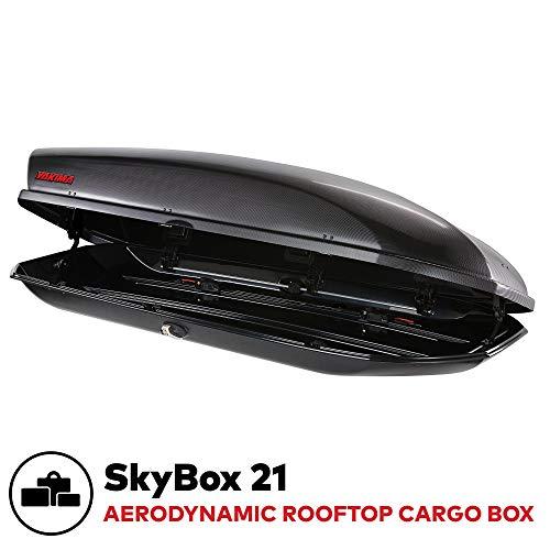 Yakima SkyBox Aerodynamic Rooftop