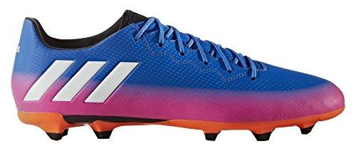 Messi Bleu Orange Fg 3 Blanc Futsal 16 Solaire Hommes Ftwr Adidas Chaussures bleu TO0qdT