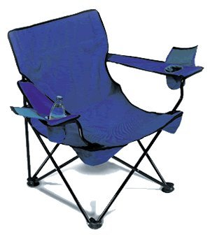 Portable Vanguard Pioneer Plus, Beach Chair, Camping Chair, Poolside Chair, Picnic  Chair