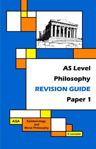 Download As Level Philosophy - Revision Guide - Paper 1 - Aqa PDF