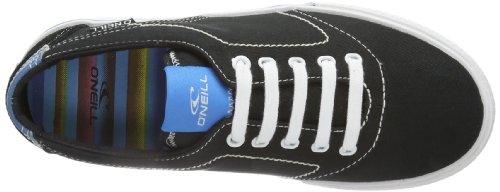 ONeill PsychoKids canvas 59.1112.01 Unisex-Kinder Sneaker Schwarz (Black (9900) A00)