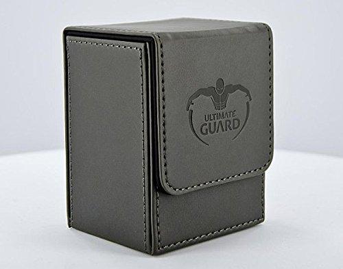 (Ultimate Guard - Leatherette Flip Deck Case Black)