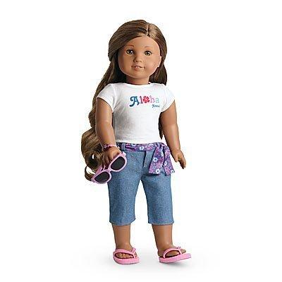 American Girl Kanani's Aloha Outfit by American Girl