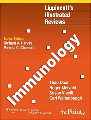 Immunology (Lippincott's Illustrated Reviews) (Lippincott's Illustrated Reviews Series)