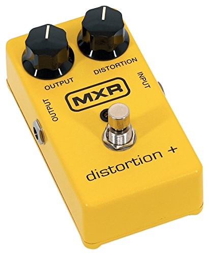 MXR M104 Distortion + (Mxr Distortion Pedal)