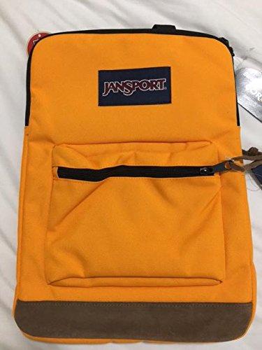 Amazon.com: Jansport Right Pack Sleeve Orange Gold 15