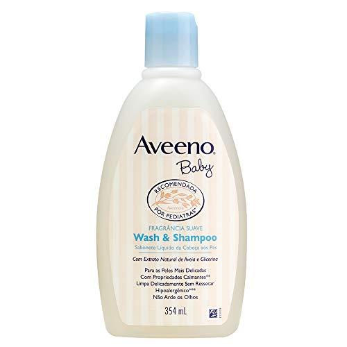 Até 30% Off em Sabonete Líquido e Loção Hidratante Aveeno Baby
