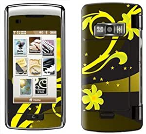 Yellow Daisy Chains Skin for LG enV Touch NV Touch VX11000 Phone