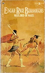 Warlord of Mars (Mars Books, No. 3)