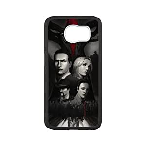 deadly premonition the director's cut Samsung Galaxy S6 Cell Phone Case Black 53Go-364146