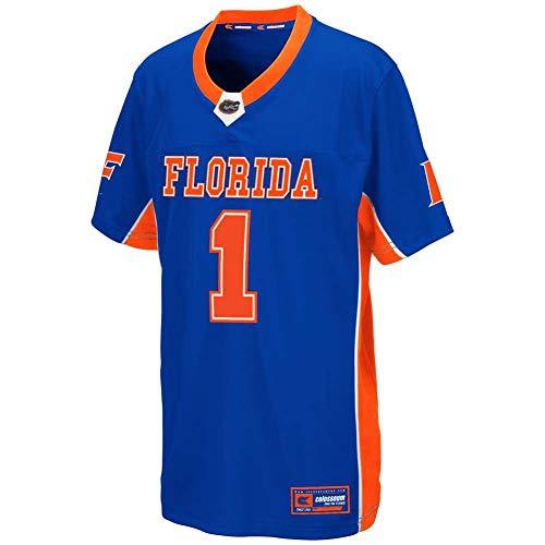 Colosseum Florida Gators Youth Max Power Football Jersey - Youth - S (8-10) (Florida Gator Youth Jersey)