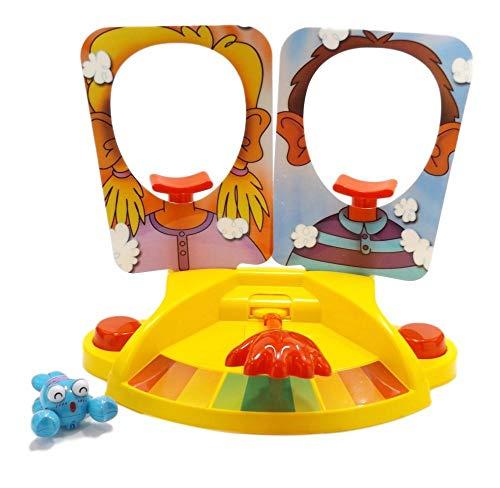 Paraizo パイ投げゲーム 顔面パイ ロシアンルーレット おもちゃ パイフェイス 対戦 対決 (2人用) 玩具