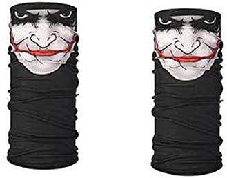 Skull Neck Gaiters Face Scarf Sun UV Protection Neck Cover Bandana Face Mask