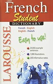 Larousse Student Dictionary French-English/English-French