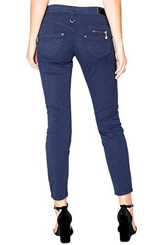 Donna T A Skinny Jeans Pois Porter Freeman pwSF1