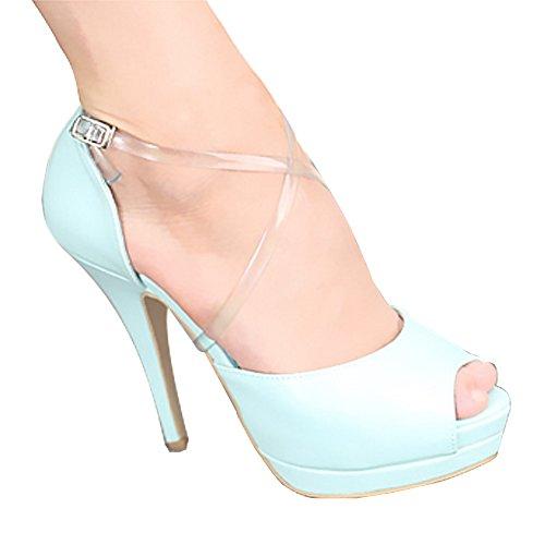 ZriEy Detachable Shoe Straps High Heels Anti-loose Shoelace for Pumps (6 different color 6 (6 Different Colours)
