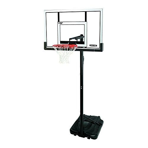Lifetime 90176 Portable Basketball System, 52 Inch Shatterproof Backboard
