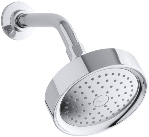 K 965 AK CP Function Katalyst Showerhead Polished product image