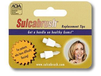 Sulca Refills 2's Interspace Brushes
