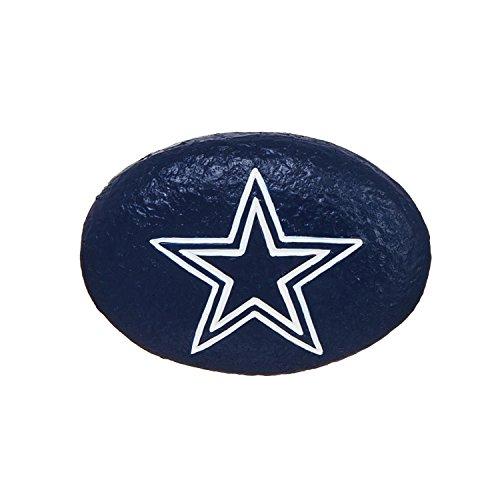 Team Sports America Dallas Cowboys Your Team Rocks Team Logo Garden Rock ()