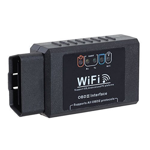 WiFi OBD2 Car Diagnostic Scanner Support IPhone IPad Android For FORD CHRYSLER CHEVY CHEVROLET DODGE CADILLAC JEEP GMC PONTIAC HUMMER LINCOLN BUICK