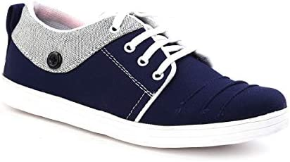dcf3633b995 FOX HUNT Casual Sneaker Shoes for Men s Boy s (Blue) - 10 UK  Buy ...