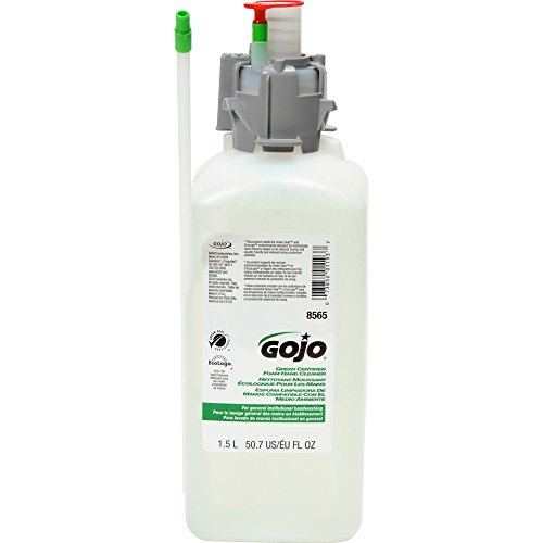 GOJO CX Foam Hand Cleaner Refill, Unscented Foam, Dispenser,