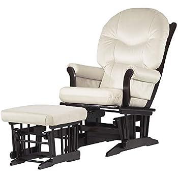 Amazon Com Dutailier Sleigh 0342 Glider Chair With