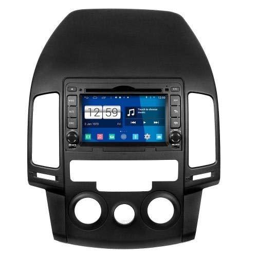 Multimidia Android 6.0.1 S170 WIFI Hyundai i30 Ar Analogico