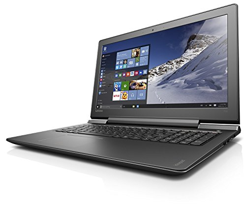 "Lenovo Ideapad 700 - 15.6"" FHD Laptop (Intel Core i7, 16 GB RAM, 1TB HDD + 128 GB SSD, NVIDIA GeForce GTX950M, Windows 10) 80RU00D7US"