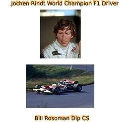 Jochen Rindt World Champion F1 Driver by [Rosoman, Bill]