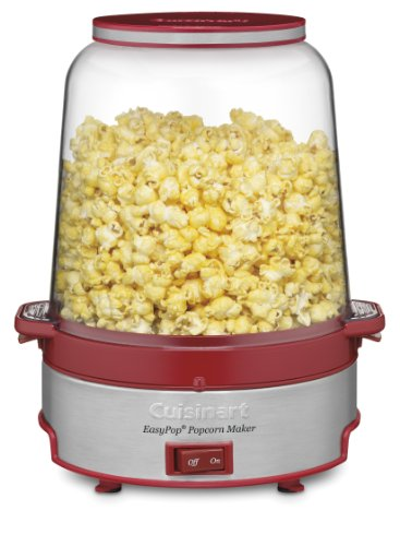 EasyPop Popcorn Maker, Red