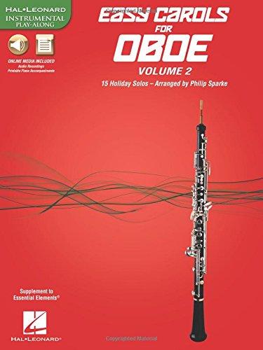 Easy Carols for Oboe, Vol. 2: 15 Holiday (Sam Ash Oboe)