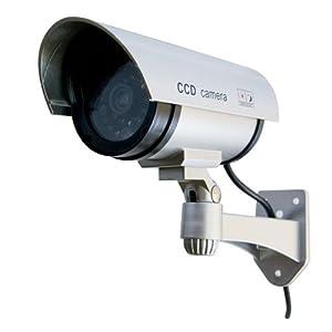防犯用 赤外線型ダミーカメラ